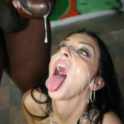 Both Her Holes Ruined - image dripping-248x248 on https://blackcockcult.com
