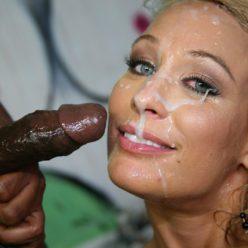 Pussy Full of Black Cum - image she-loves-a-good-facial-248x248 on https://blackcockcult.com
