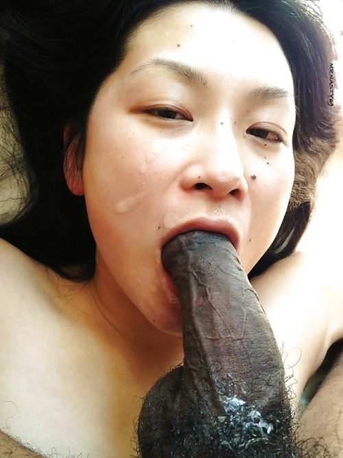 Asian Women Love Big Black Cocks – Part 1