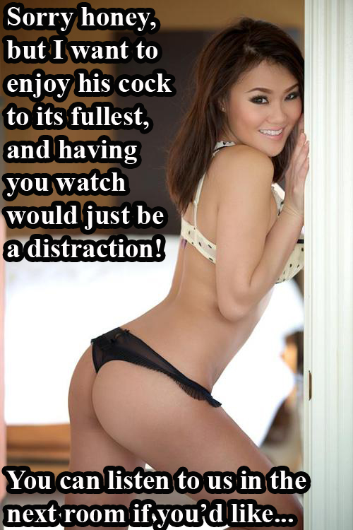 Asian Cuckold Captions – #51-60