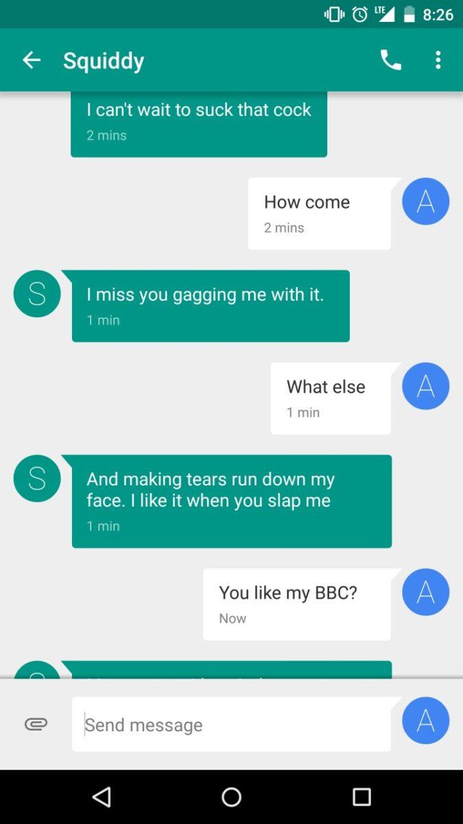 White Girl Begging for BBC Through Texts - image white-girl-begging-for-bbc-through-texts-2-675x1200 on https://blackcockcult.com