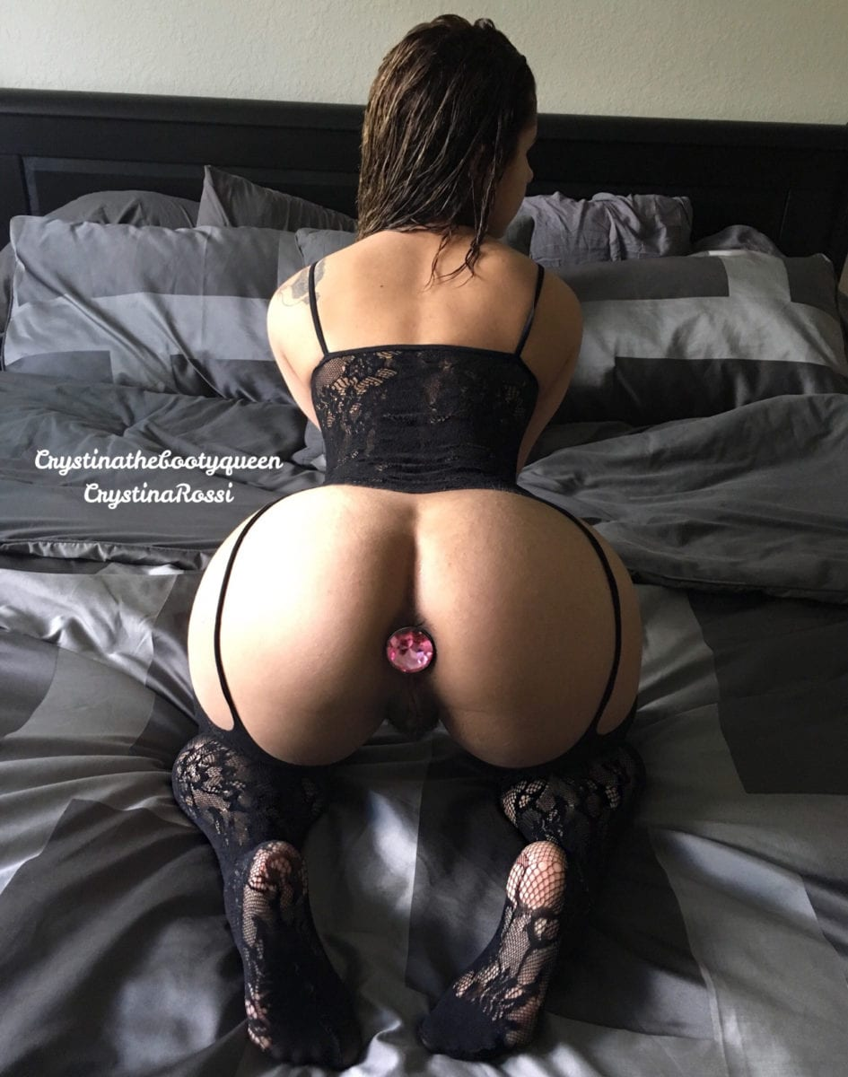 Crystina the Booty Queen [50 Pics] - image crystina-the-booty-queen-50-pics-47-945x1200 on https://blackcockcult.com
