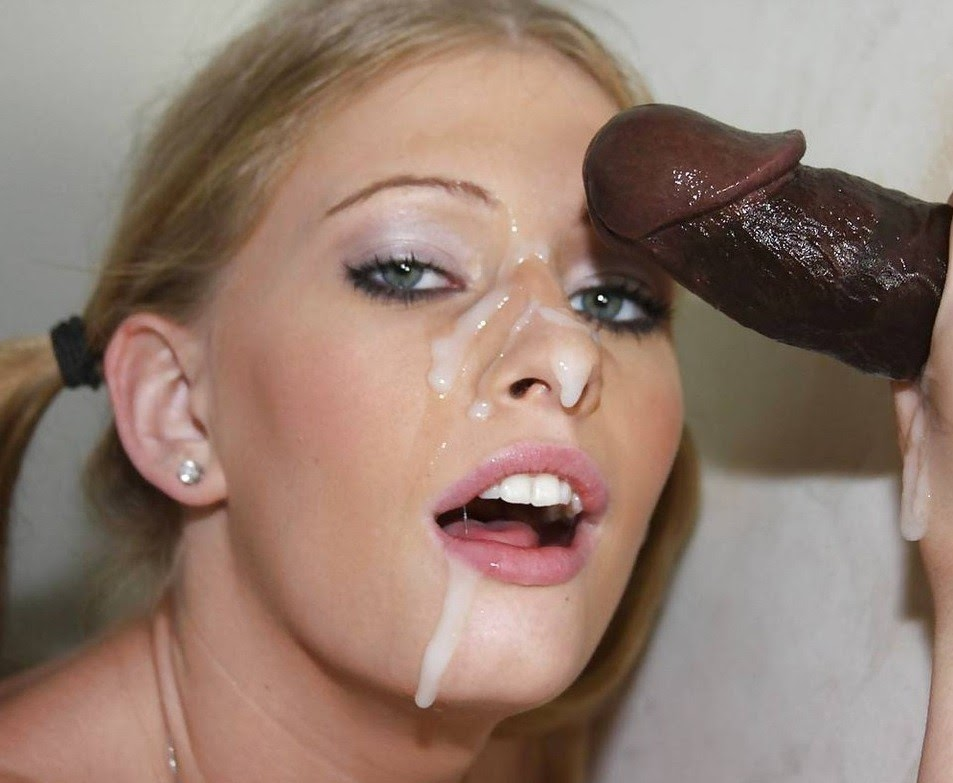 Glazed Slut - image glazed-slut on https://blackcockcult.com