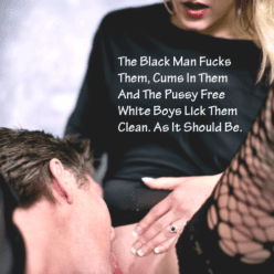 Black Cum Is The Best Flavor - image as-it-should-be-248x248 on https://blackcockcult.com