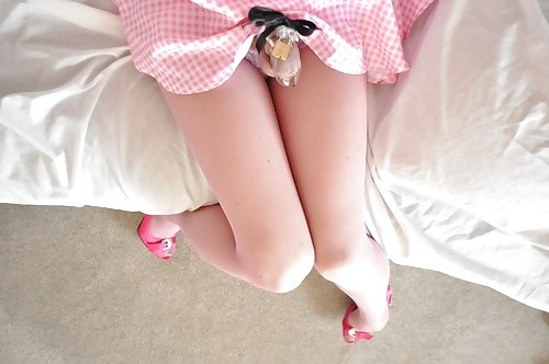 Chastised Sissy Submission - image 4 on http://blackcockcult.com