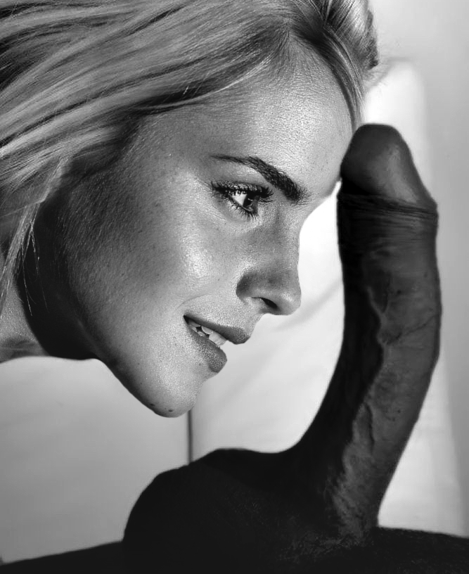 Emma Watson is a Slut for Big Black Cocks - image emma-watson-is-a-slut-for-big-black-cocks-4 on https://blackcockcult.com