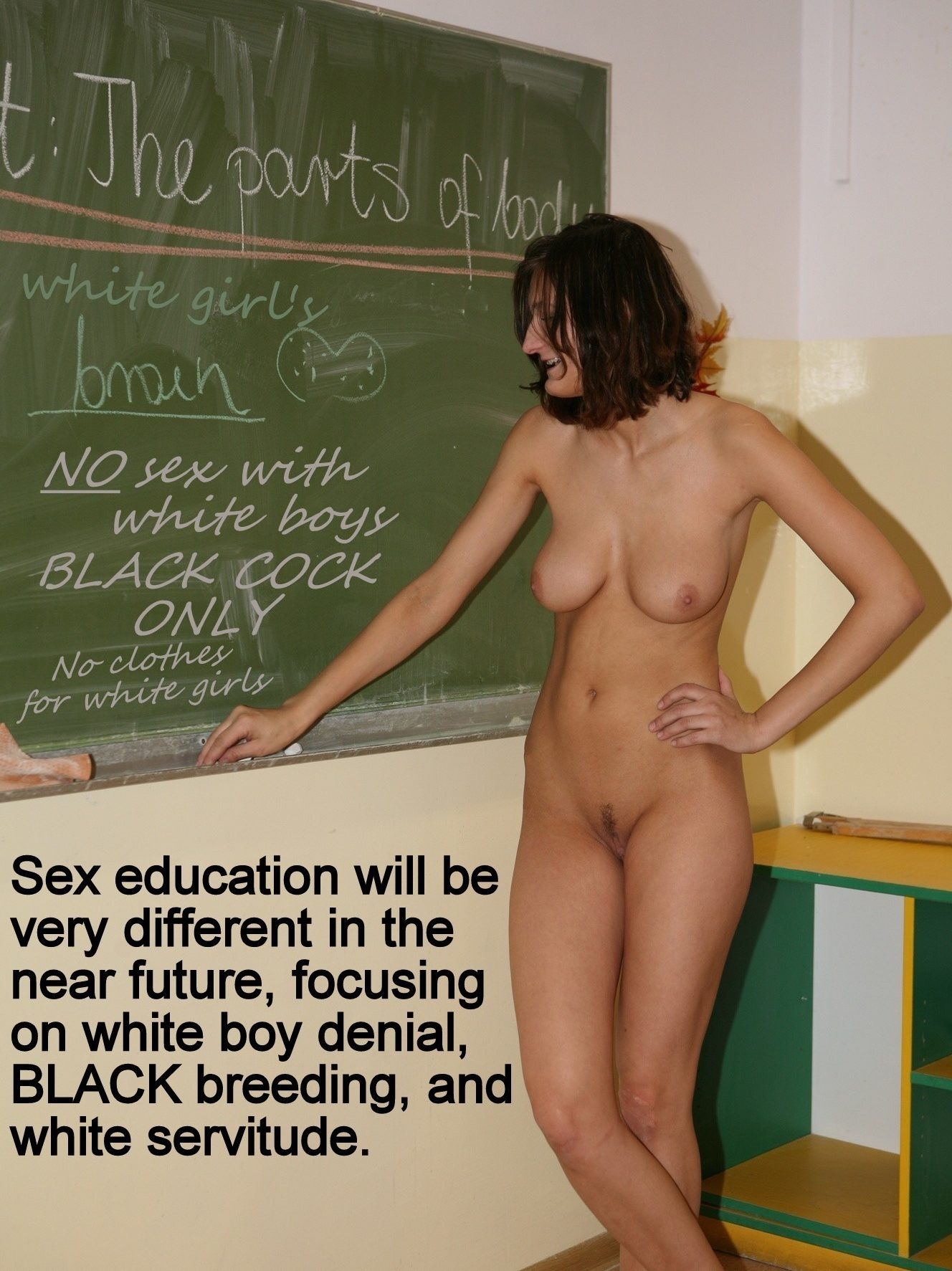 White Education in the New World Order - image white-education-in-the-new-world-order on https://blackcockcult.com