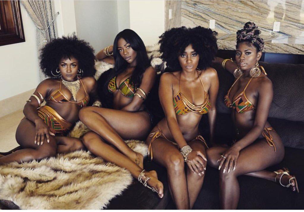 Black Women Are Divine - I - image C25iSEHUoAAoAE8-1024x714 on https://blackcockcult.com