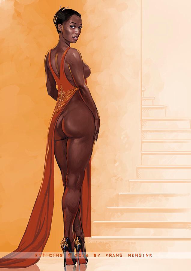 Black Women Are Divine - II - image black-women-are-divine-ii on https://blackcockcult.com