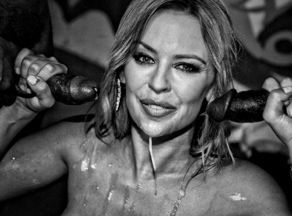 Kylie Minogue Revealed to be a Black Cock Slut - image kylie-minogue-revealed-to-be-a-black-cock-slut-14-1024x760 on https://blackcockcult.com