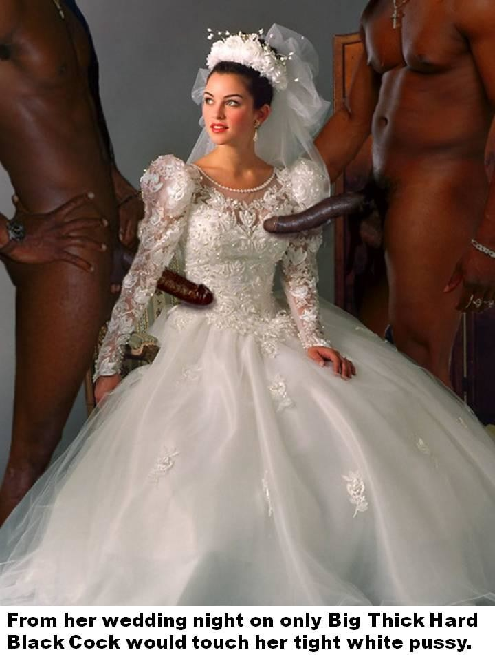 White Weddings In The New World Order - image white-weddings-in-the-new-world-order on https://blackcockcult.com