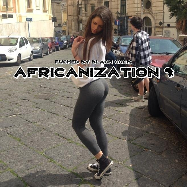 Africanization: It's Only Natural For Whites To Crave It - image africanization-it-only-natural-for-whites-to-crave-it-3 on https://blackcockcult.com