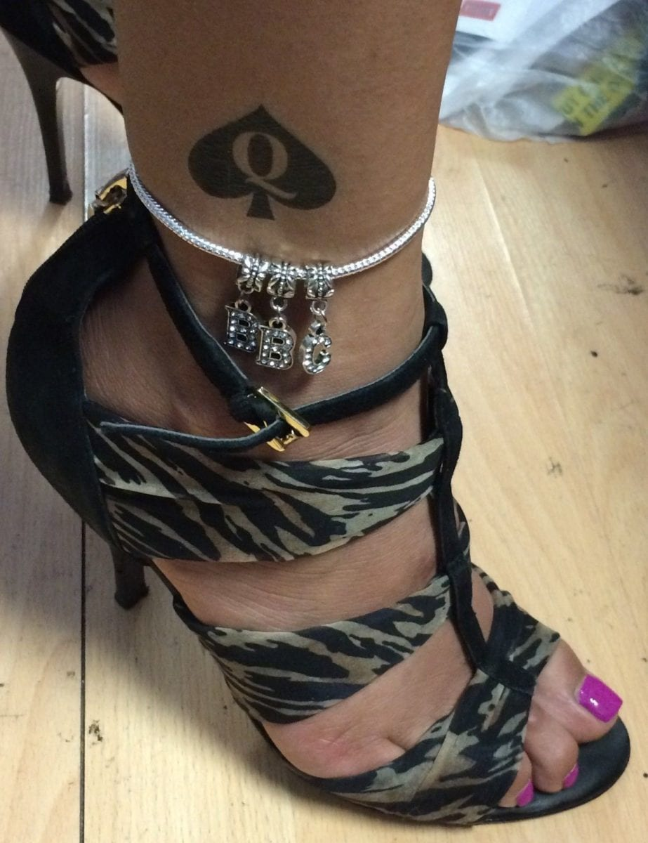 Queen of Spades Anklets and Tattoos - I - image 03-923x1200 on http://blackcockcult.com