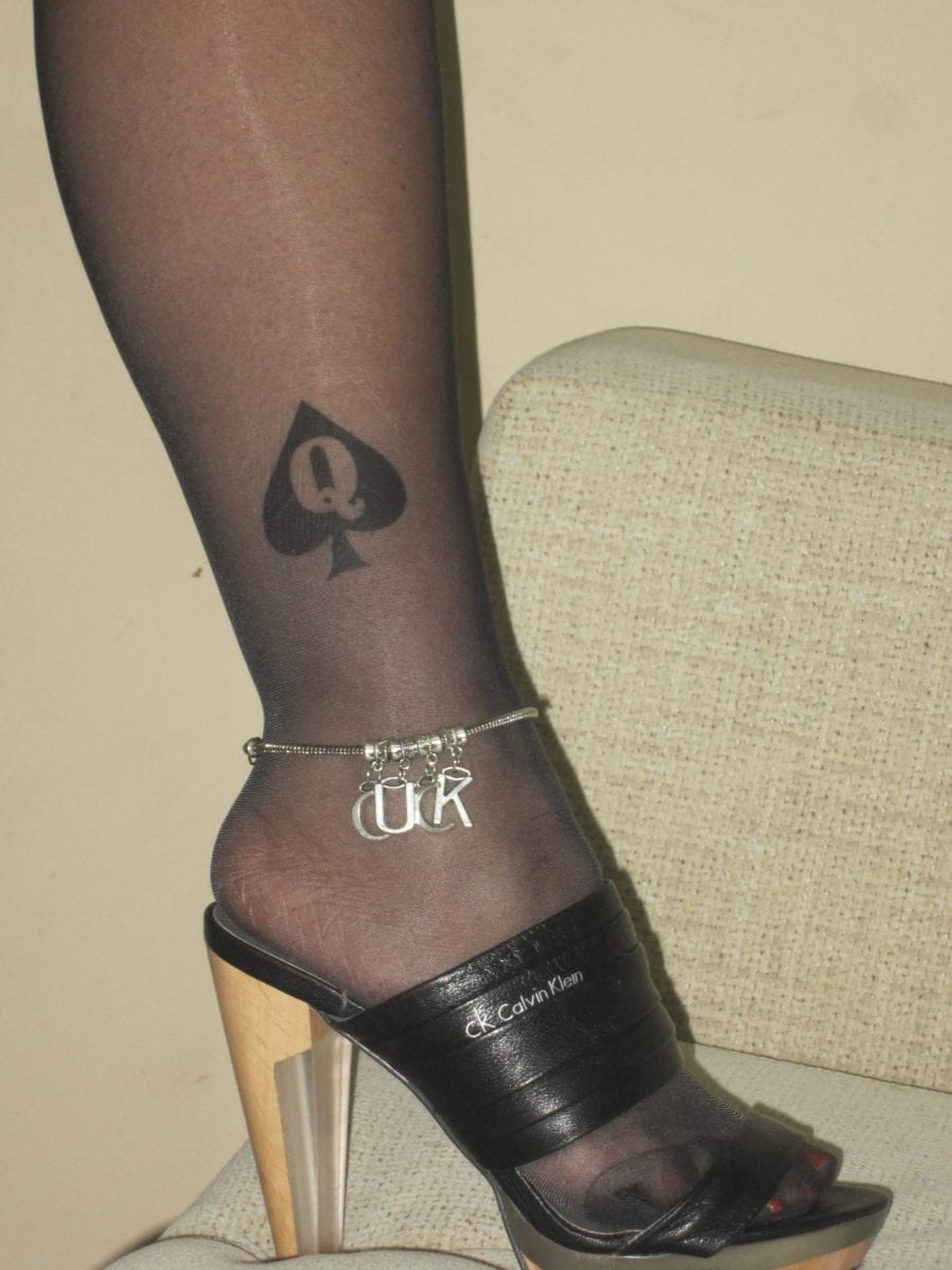 Queen of Spades Anklets and Tattoos - I - image 15-1-900x1200 on http://blackcockcult.com