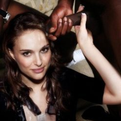 Fantasizing About Black Cock - image natalie-portman-is-addicted-to-black-facials-13-248x248 on https://blackcockcult.com