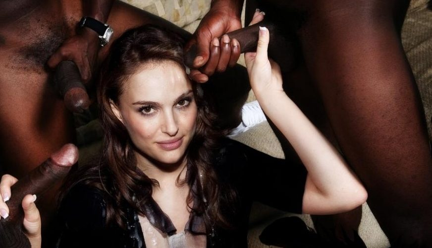 Natalie Portman is Addicted to Black Facials - image natalie-portman-is-addicted-to-black-facials-13 on https://blackcockcult.com