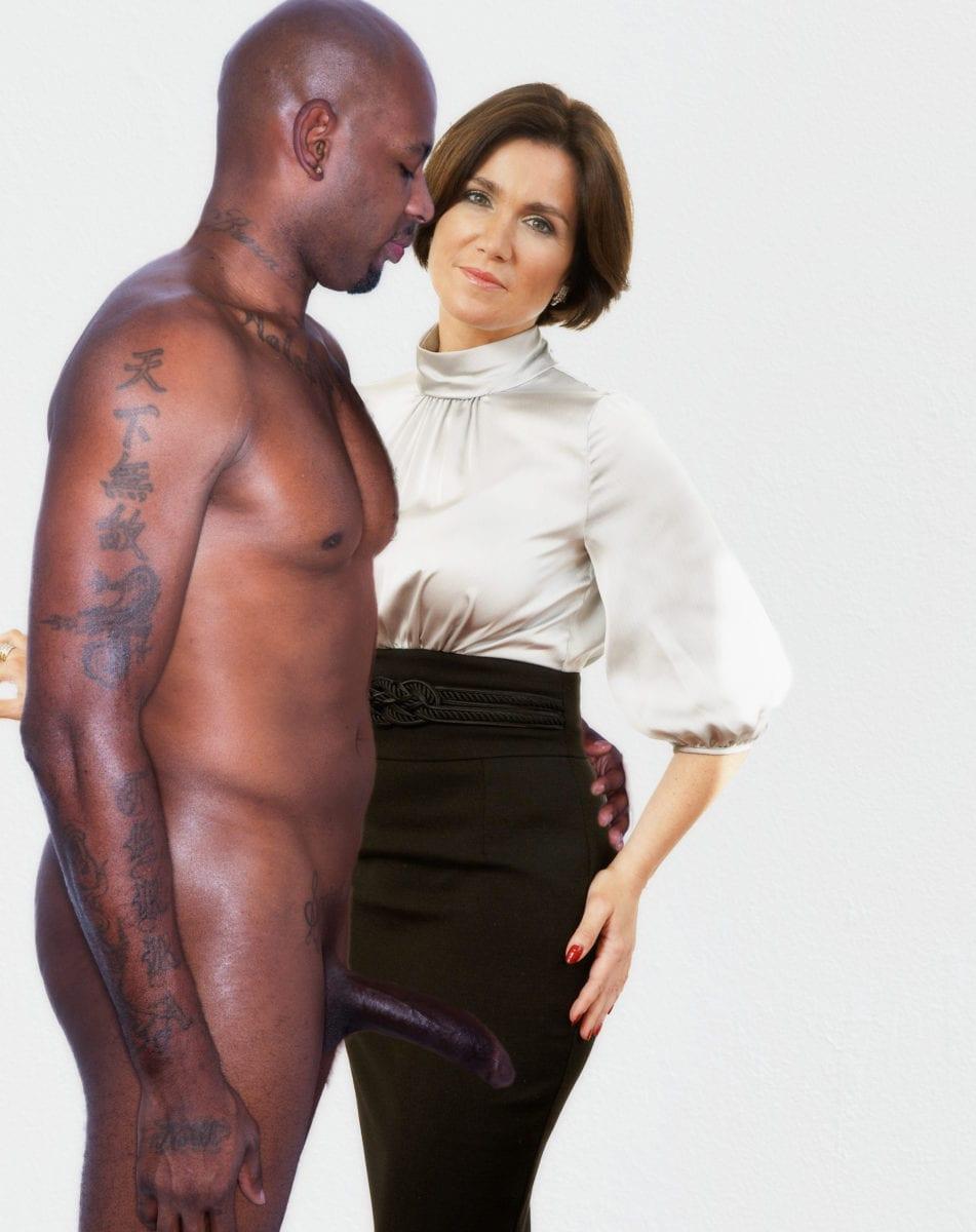Susanna Reid Prepares For a Black Cock Photoshoot - image sf1-951x1200 on http://blackcockcult.com