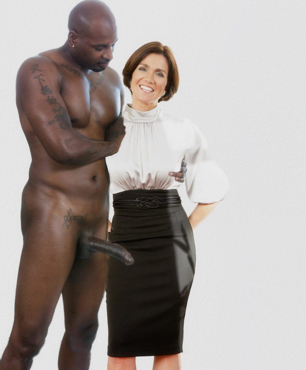 Susanna Reid Prepares For a Black Cock Photoshoot - image sf2-993x1200 on http://blackcockcult.com