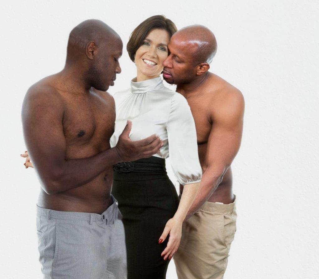 Susanna Reid Prepares For a Black Cock Photoshoot - image sf3-1024x897 on https://blackcockcult.com