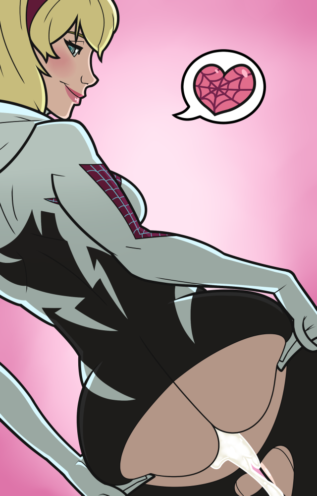 The 'Updated' Spider-Gwen Comic Book - image the-updated-spider-gwen-comic-book-2 on https://blackcockcult.com