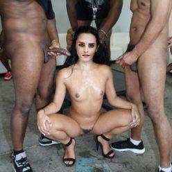 One Black Cock Isn't Enough For Emma Watson - image emma-watson-new-career-as-a-black-gangbang-star-248x248 on https://blackcockcult.com
