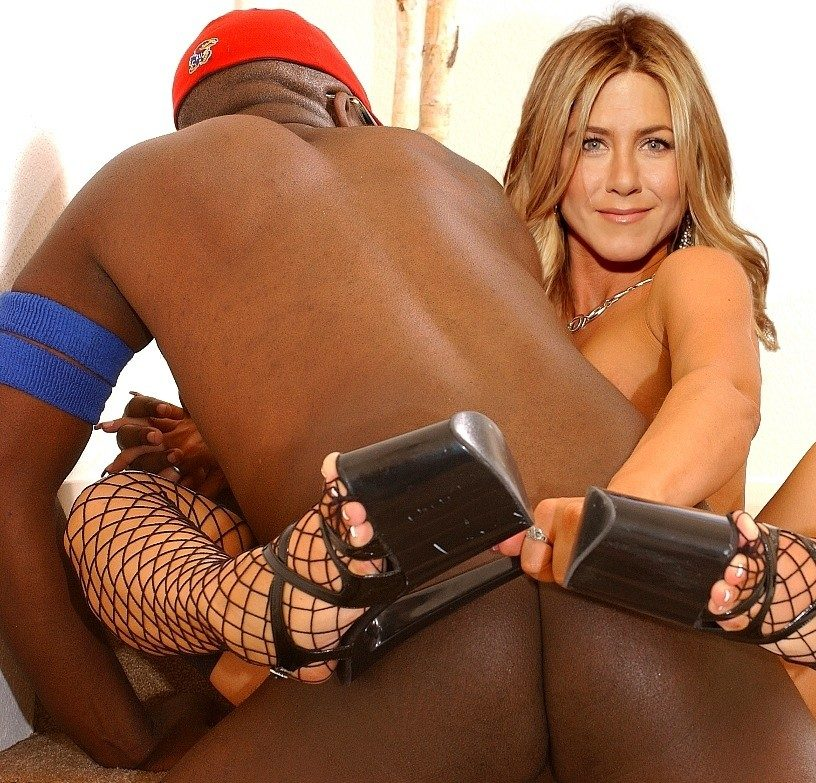 Jennifer Aniston Discovers Black Cock, And She's Addicted! - image jennifer-aniston-discovers-black-cock-and-she-addicted on https://blackcockcult.com