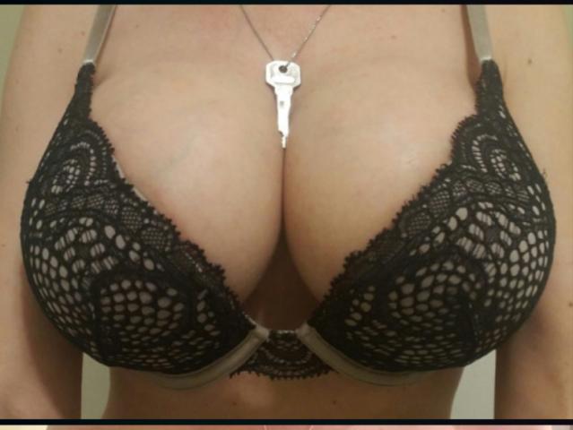 Chastity Keys Make Great Jewelry - IV - image chastity-keys-make-great-jewelry-iv-3 on https://blackcockcult.com