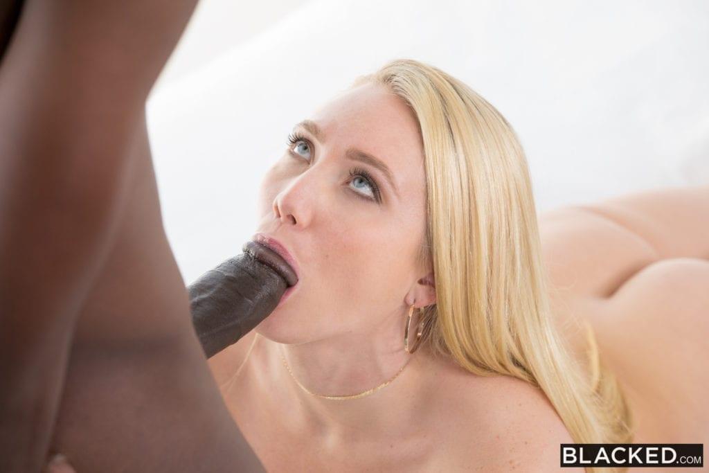 Professional Black Cock Slut AJ Applegate