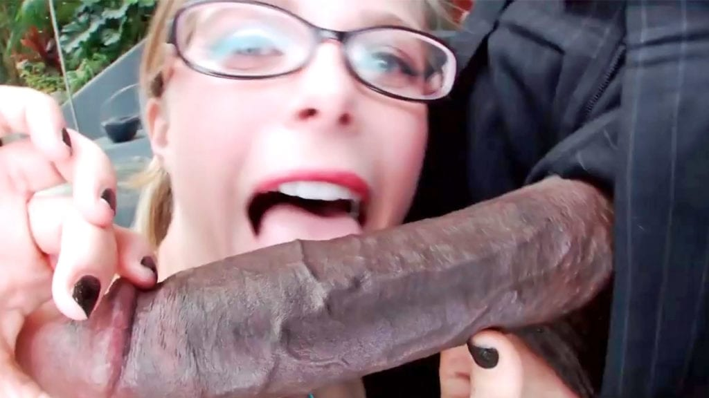 Nerdy Ladies Want Black Cock Too - image nerdy-ladies-want-black-cock-too-10-1024x576 on https://blackcockcult.com