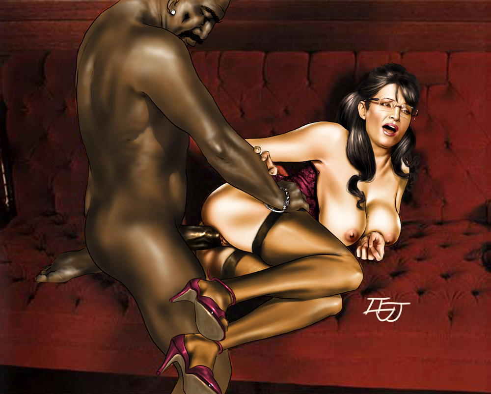 Black Men, White Sissies, and the Hotwives That Love Them: The Artwork of Kinky Jimmy - image black-men-white-sissies-and-the-hotwives-that-love-them-the-artwork-of-kinky-jimmy-5 on https://blackcockcult.com