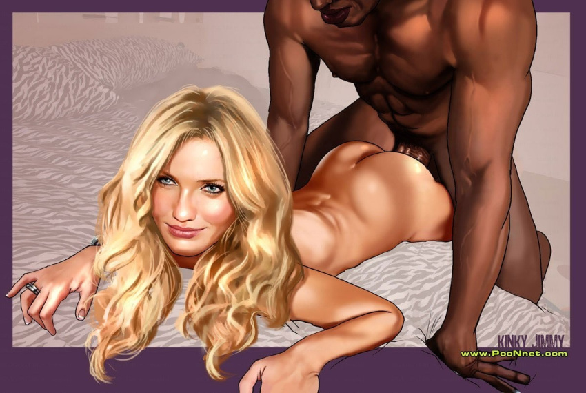 Black Men, White Sissies, and the Hotwives That Love Them: The Artwork of Kinky Jimmy - image black-men-white-sissies-and-the-hotwives-that-love-them-the-artwork-of-kinky-jimmy-7 on https://blackcockcult.com