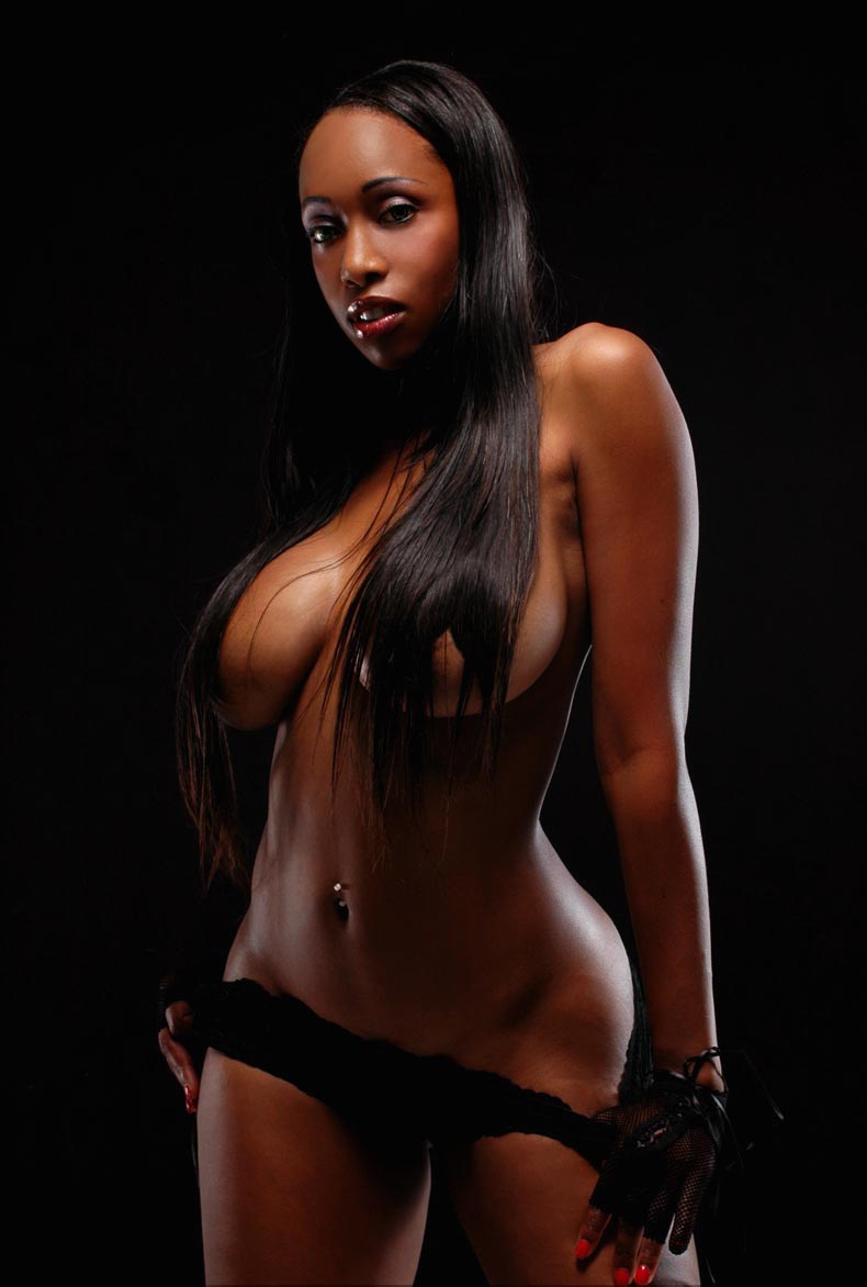 Black, Girl, Hair And Hot