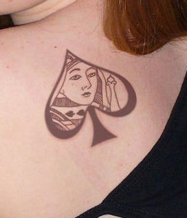 Queen of Spades: Showing Off Your Loyalty in Public - image queen-of-spades-showing-off-your-loyalty-in-public-16 on https://blackcockcult.com