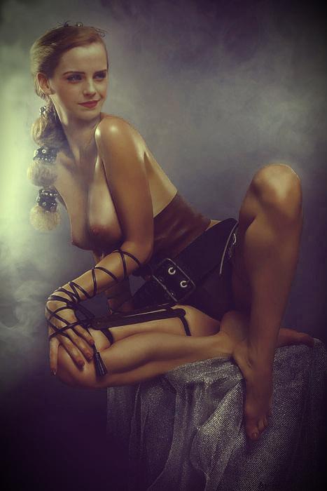 Black Cock Queens: Emma Watson - image Emma-Watson-10 on https://blackcockcult.com