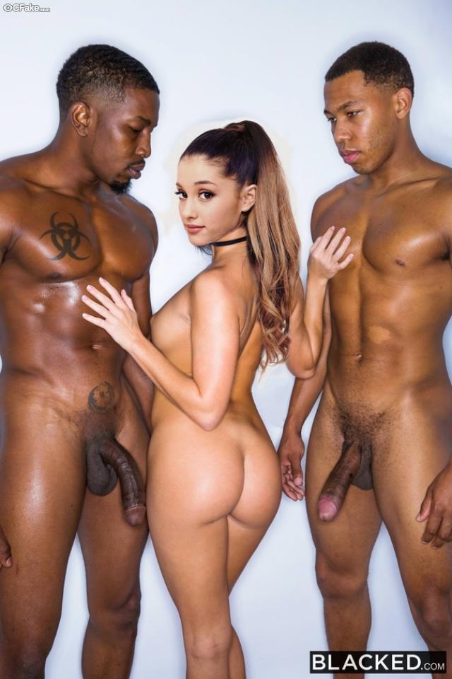 Black Cock Queens: Ariana Grande - image black-cock-queens-ariana-grande-18 on https://blackcockcult.com