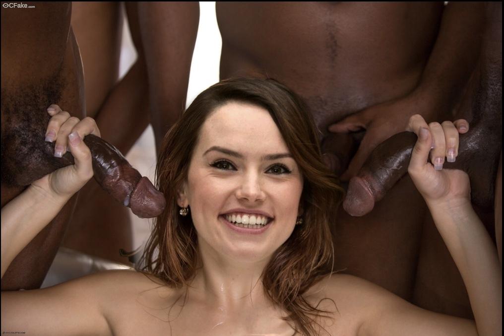 Black Cock Queens: Daisy Ridley - image black-cock-queens-daisy-ridley-13 on https://blackcockcult.com