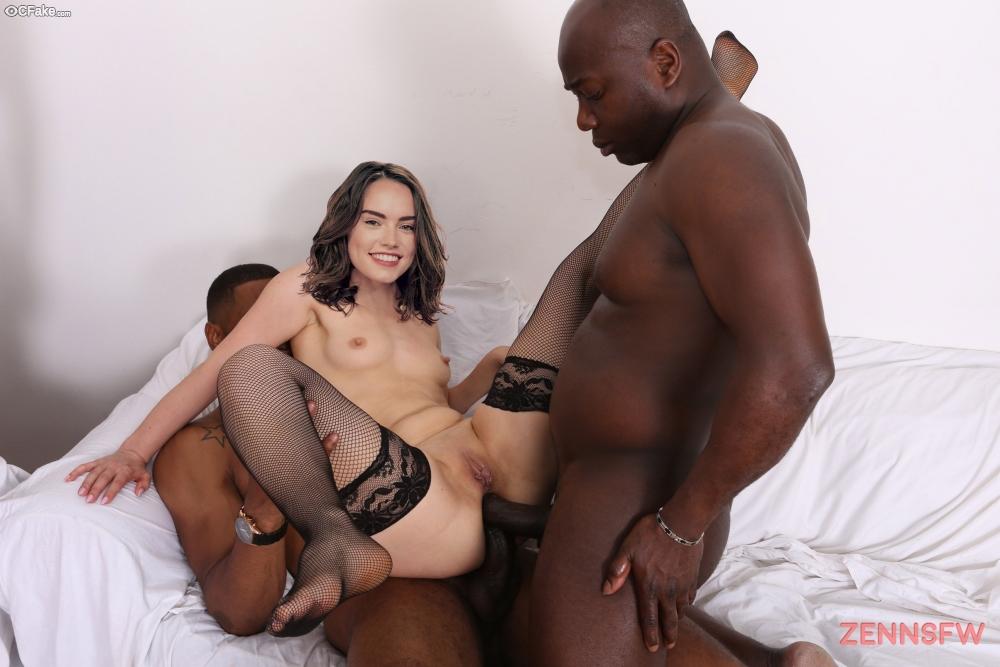 Black Cock Queens: Daisy Ridley - image black-cock-queens-daisy-ridley-8 on https://blackcockcult.com