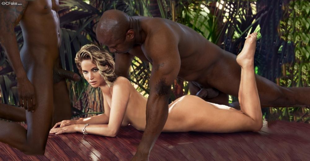Black Cock Queens: Jennifer Lawrence - image black-cock-queens-jennifer-lawrence-19 on https://blackcockcult.com