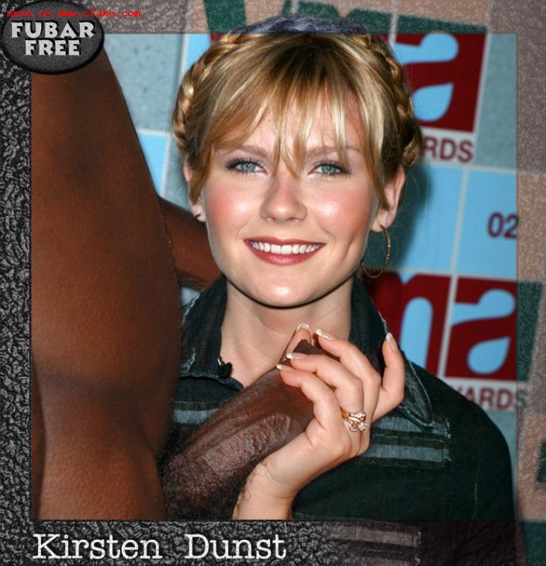Black Cock Queens: Kirsten Dunst - image black-cock-queens-kirsten-dunst-5 on https://blackcockcult.com