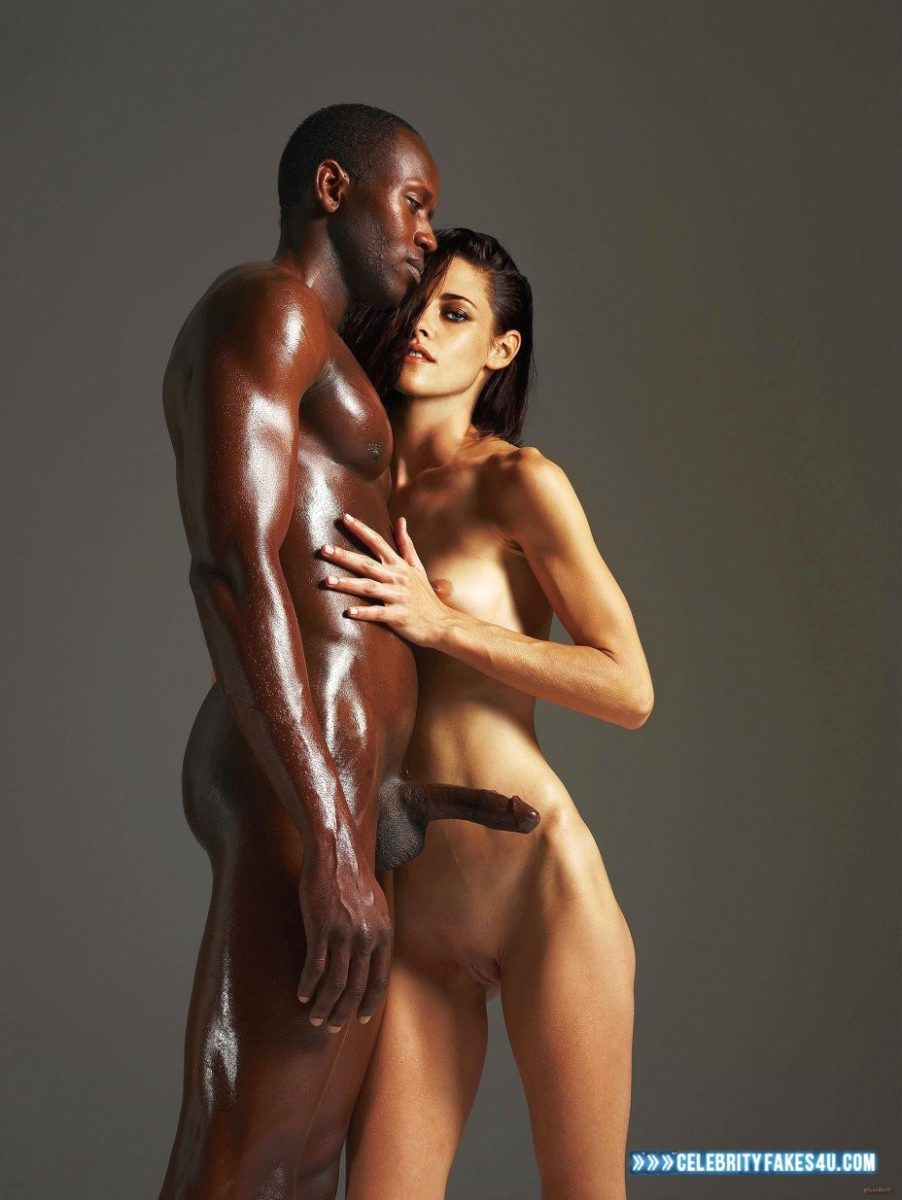 Black Cock Queens: Kristen Stewart - image black-cock-queens-kristen-stewart-14-902x1200 on https://blackcockcult.com