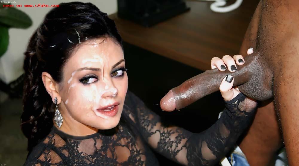 Black Cock Queens: Mila Kunis - image black-cock-queens-mila-kunis-18 on https://blackcockcult.com