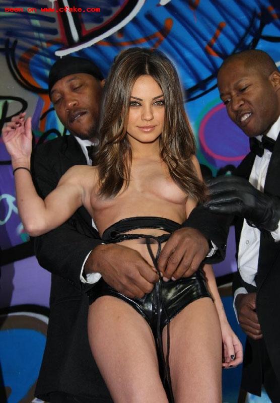 Black Cock Queens: Mila Kunis - image black-cock-queens-mila-kunis-19 on https://blackcockcult.com
