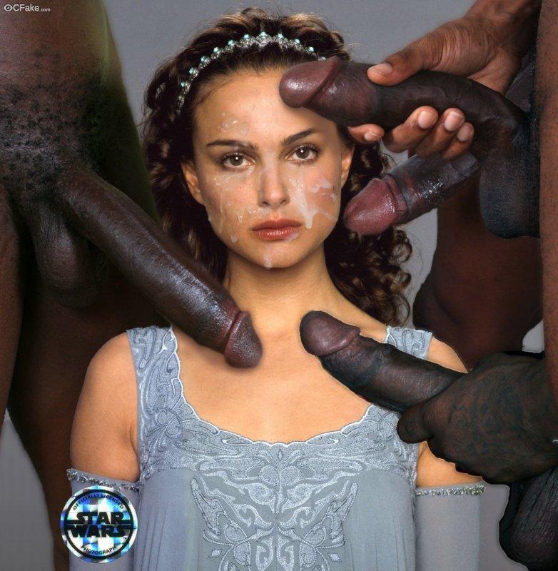 Black Cock Queens: Natalie Portman