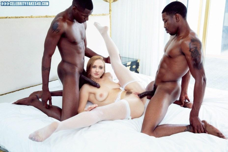 Black Cock Queens: Sophie Turner - image black-cock-queens-sophie-turner-35 on https://blackcockcult.com