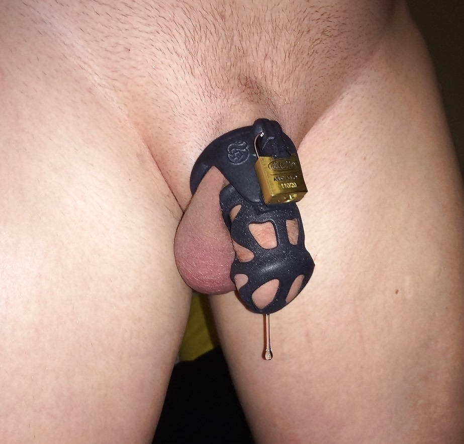 Chastity: The Key to Whiteboi Re-education - image chastity-the-key-to-whiteboi-re-education-20 on https://blackcockcult.com
