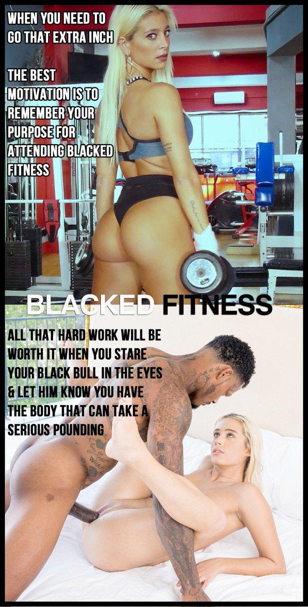 Blacked Fitness - image Blacked-Fitness on https://blackcockcult.com