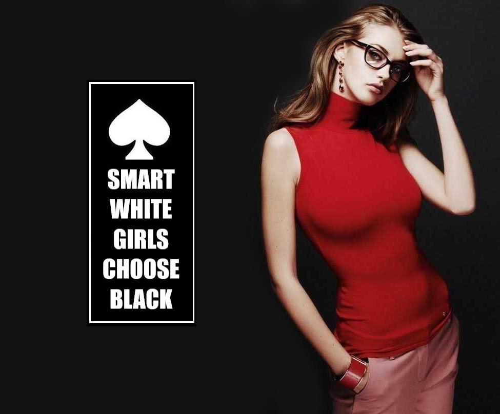 Smart White Girls Choose Black - image Smart-White-Girls-Choose-Black-5 on https://blackcockcult.com