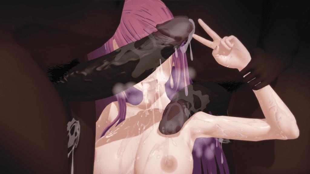 Anime Cuckolding Artwork by XixiPapa - image Anime-Cuckolding-Artwork-by-XixiPapa-8-1024x576 on https://blackcockcult.com