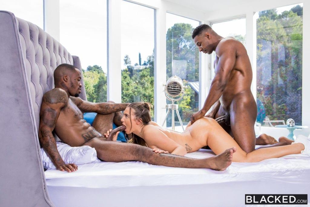 Ella Reese Double-Blacked - image  on https://blackcockcult.com