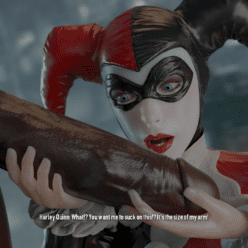 Whiteboi Psychological Castration - image Harley-Quinn-Blacked-1-248x248 on https://blackcockcult.com